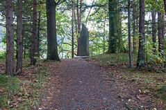The Ruskin Memorial