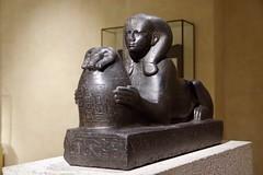 Granite Sphinx of Shepenupet II, Wife of Amon