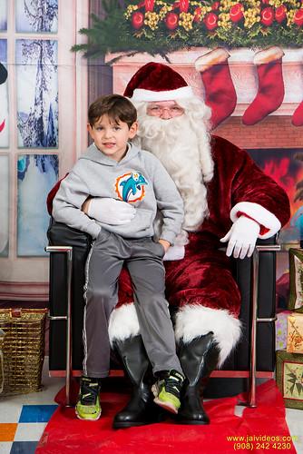 Santa at Teecs-20