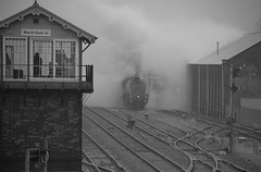 Steam on the Mainline