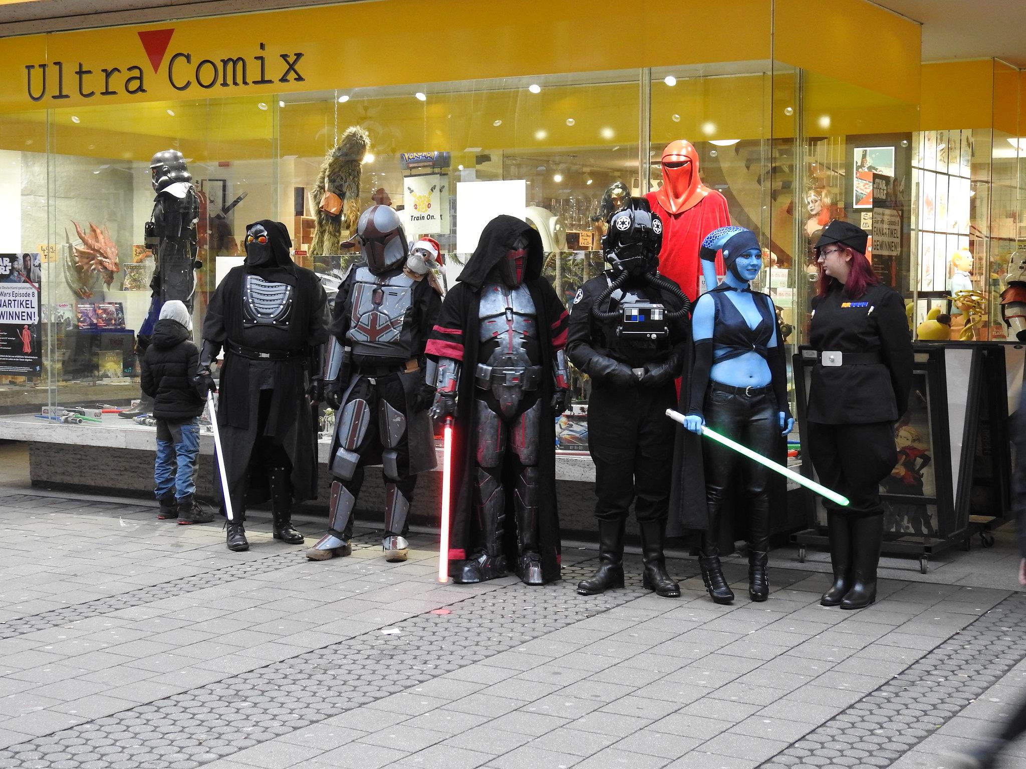 SWFN - Star Wars Fans Nürnberg e.V.   Eventbericht: Weihnachtsaktion ...