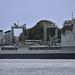 HMAS Success (OR 304), replenishment oiler by Ebroh