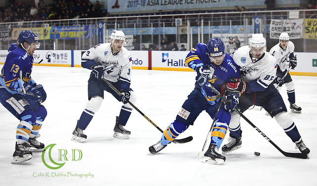 282Halla vs Sakhalin 12-7-17