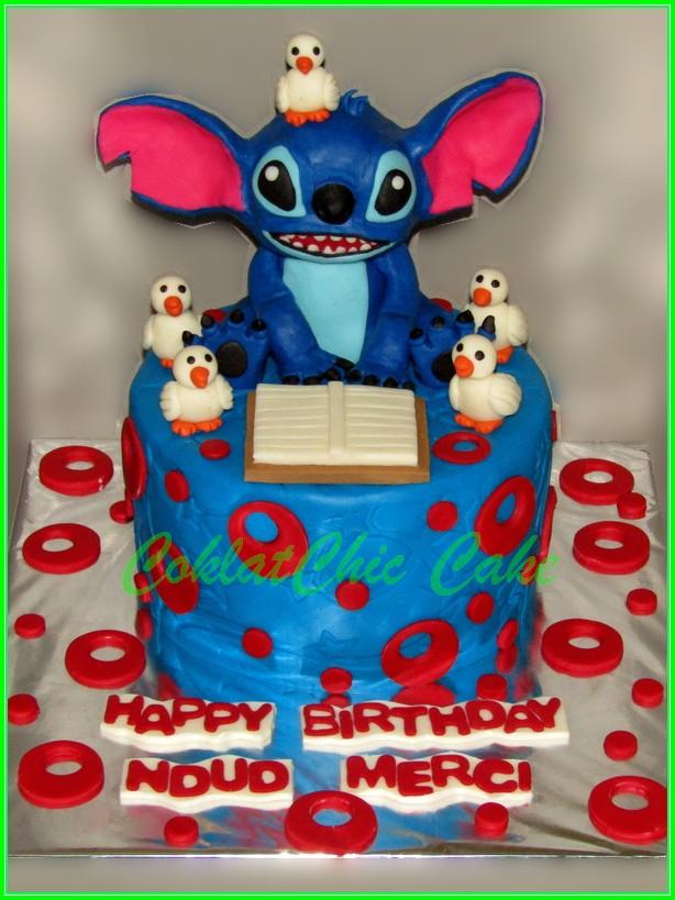 Cake Stitch Ndud Merci 15cm