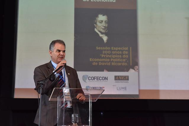 Paulo Bretas é presidente do Conselho Regional de Economia de Minas Gerais - Créditos: Reprodução