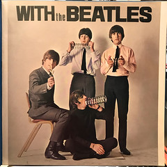 THE BEATLES:WITH THE BEATLES(JACKET D)