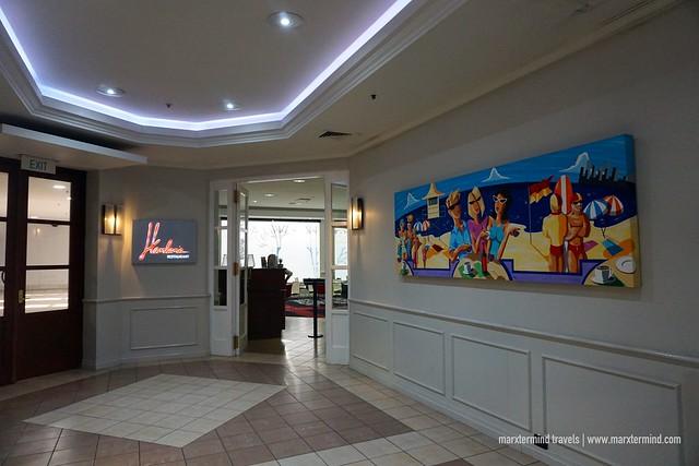 Hanlan's Restaurant Novotel Surfers Paradise