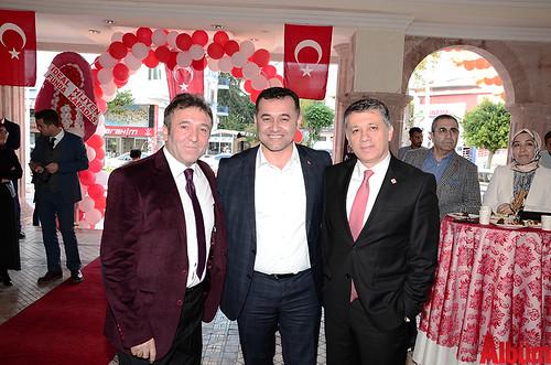 İbrahim Akdağ, Adem Murat Yücel, Mehmet Ali Dim