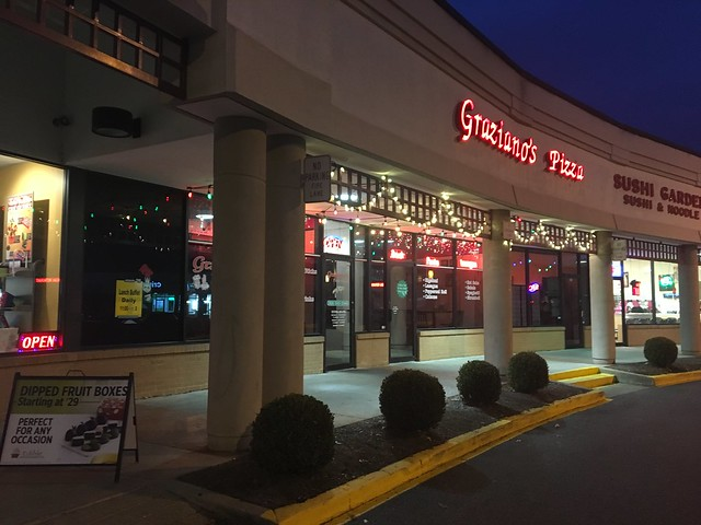 Grazianos south CHARLESTON