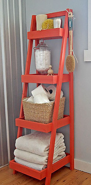 Clever Small Bathroom Storage and Organization Ideas