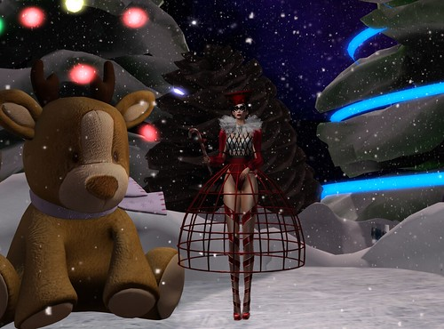 BVN Christmas for Azizaone (Aziza Harvy)