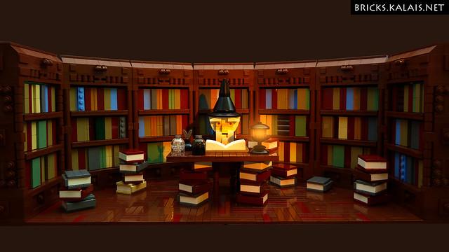 [MOC] Librarian