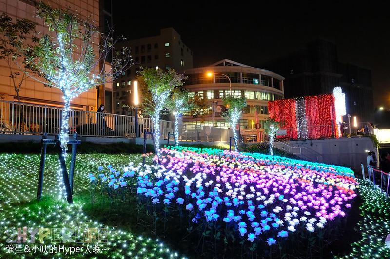 愛上柳川-冬季戀曲 創意藝術光景展覽 (18)