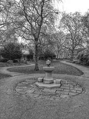St. George's Gardens, Bloomsbury