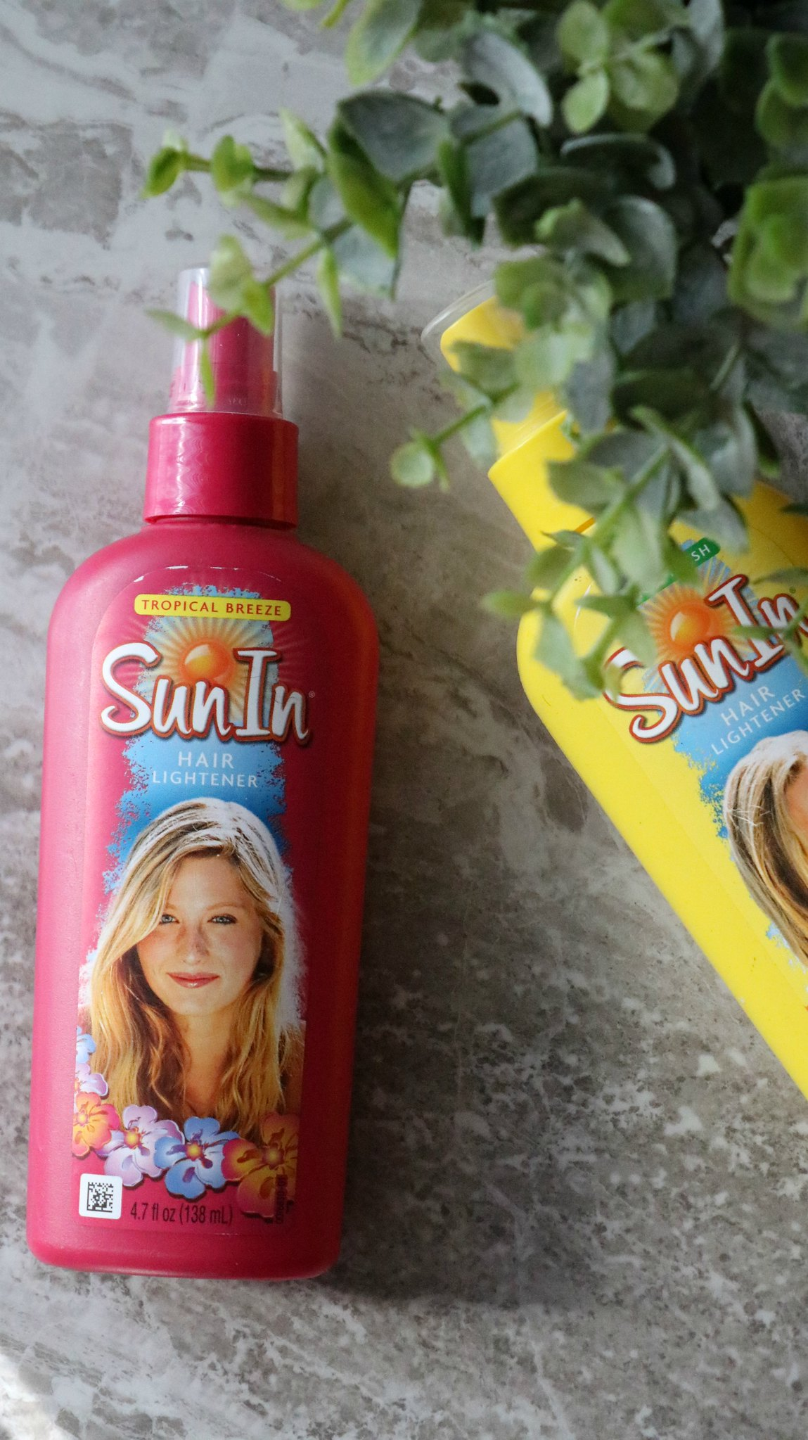 How to Lighten you're Hair with Sun-In
