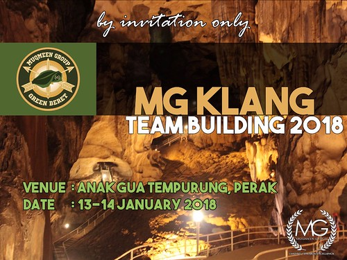 Team Building 2018 Poster