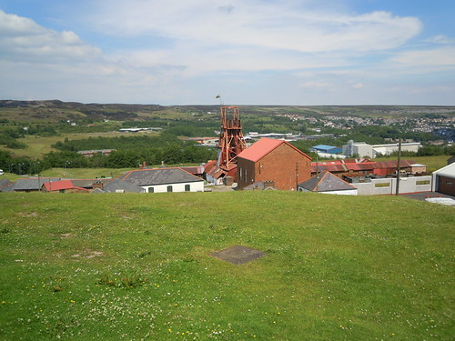 Big Pit: National Coal Museum. From Studying Abroad in London: The Best Stops in Wales!