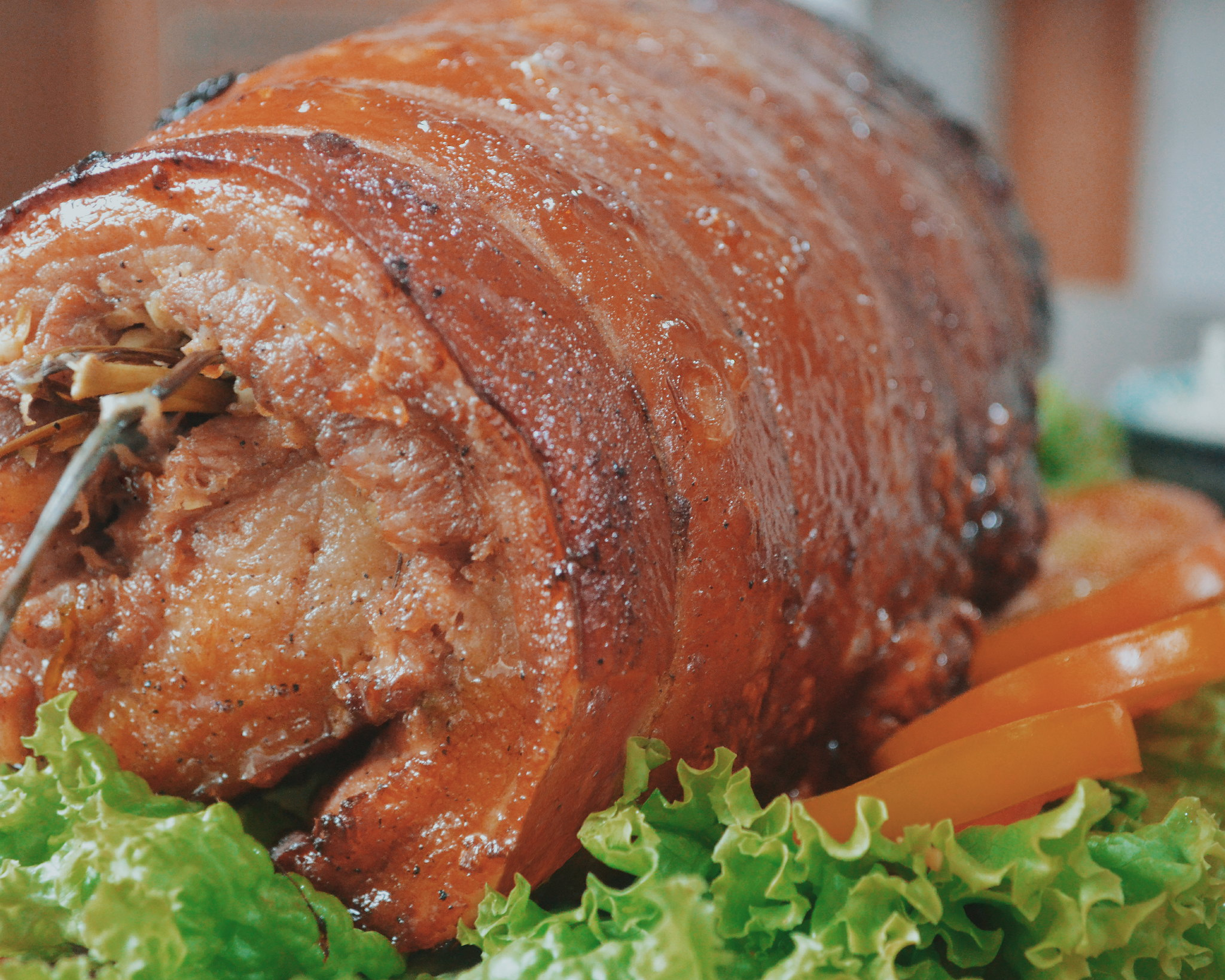 Porky Pit Best Lechon Cebu in Manila Menu