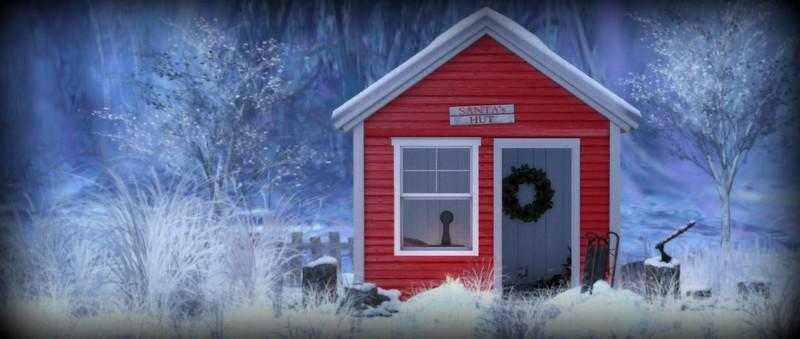 Santa's Hidey-Hole