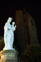FR10 9249 l'Église de St-Raymond & St-Blaise. Pexiora, Aude, Languedoc