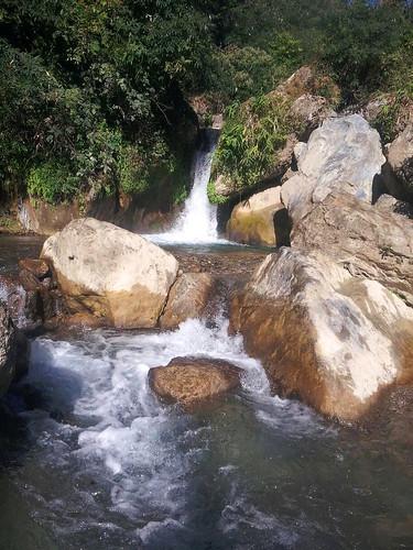 रिस्पना नदी का उद्गम स्थल