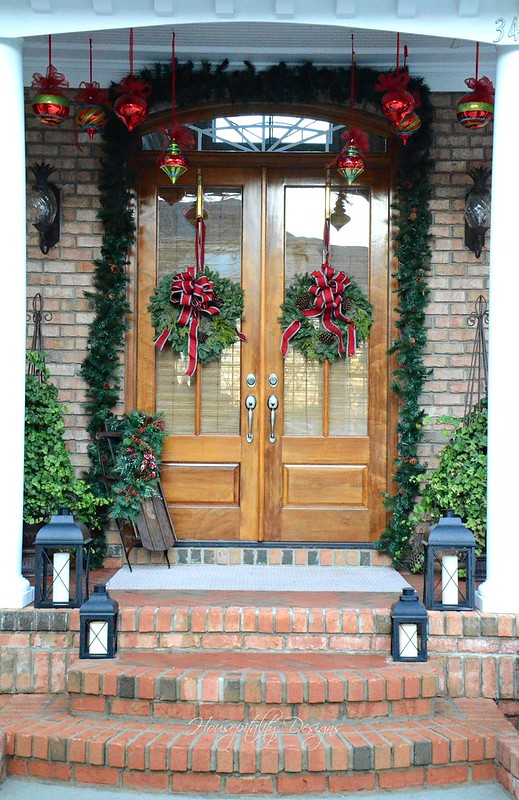 Christmas Porch-Housepitality Designs-13