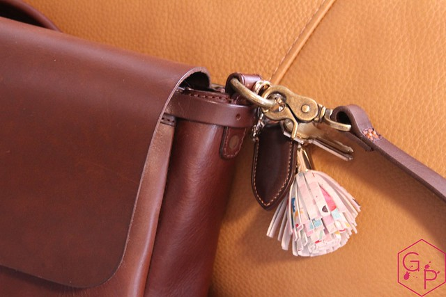 Review @SatchelandPage Brown Leather Slim Mailbag 12