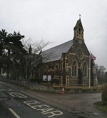 Church of St Peter, Mill End Rickmansworth
