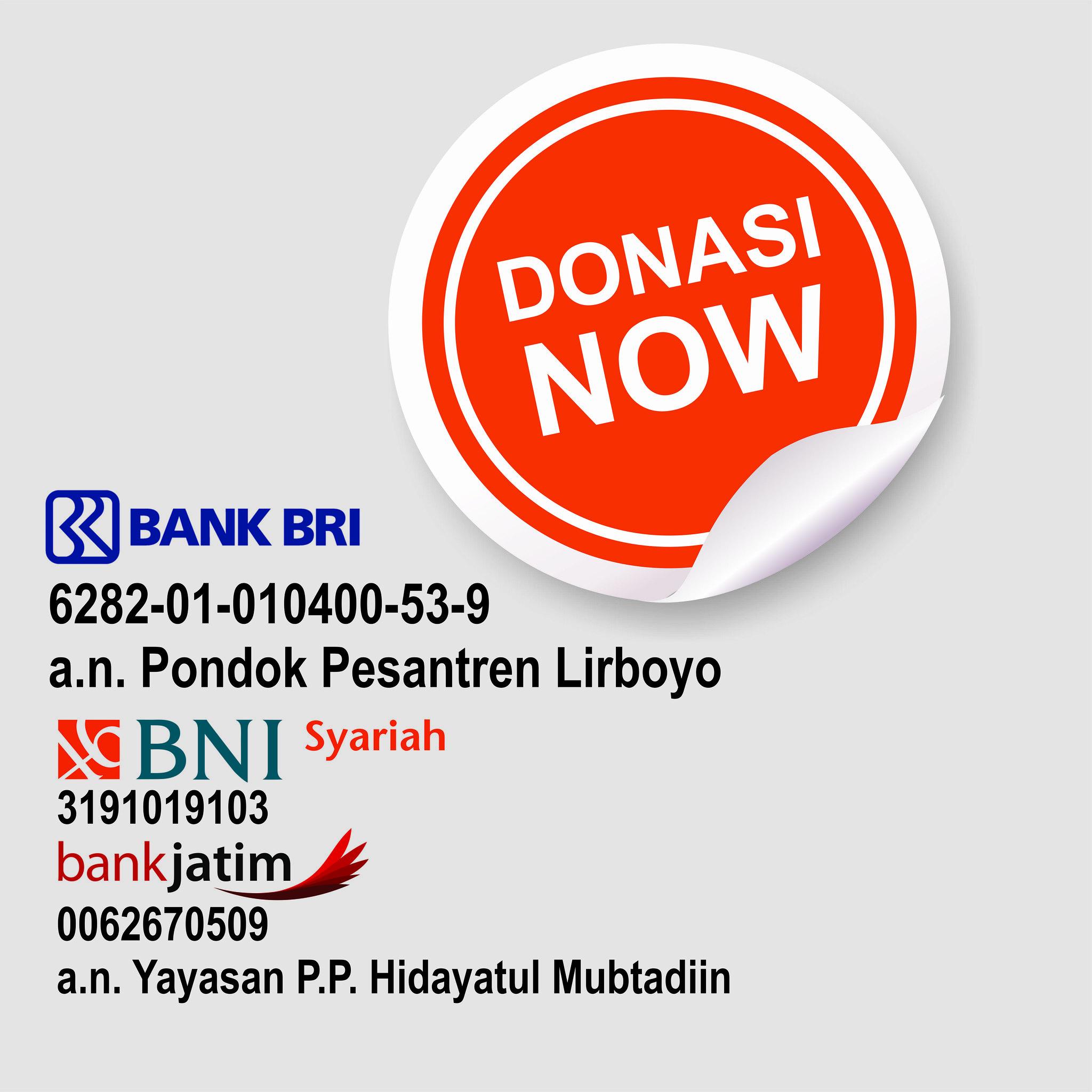 Donasi Pondok Lirboyo
