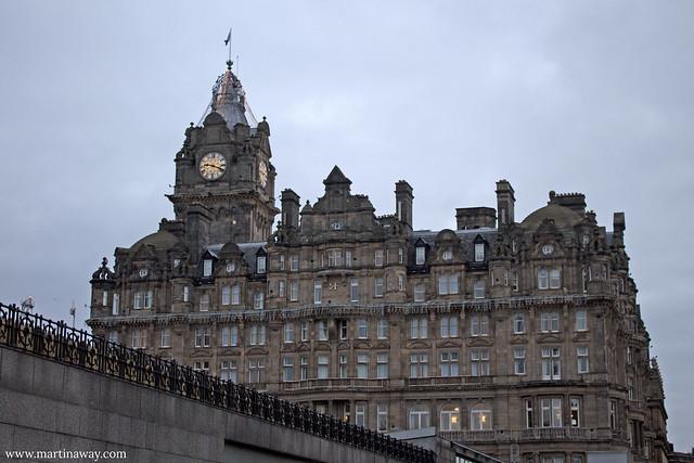 The Balmoral, Edimburgo Harry Potter