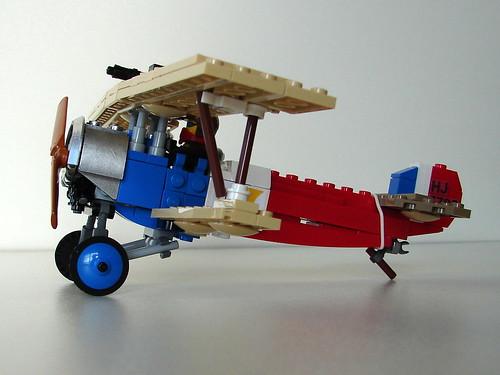 Nieuport 11 Bébé (2)