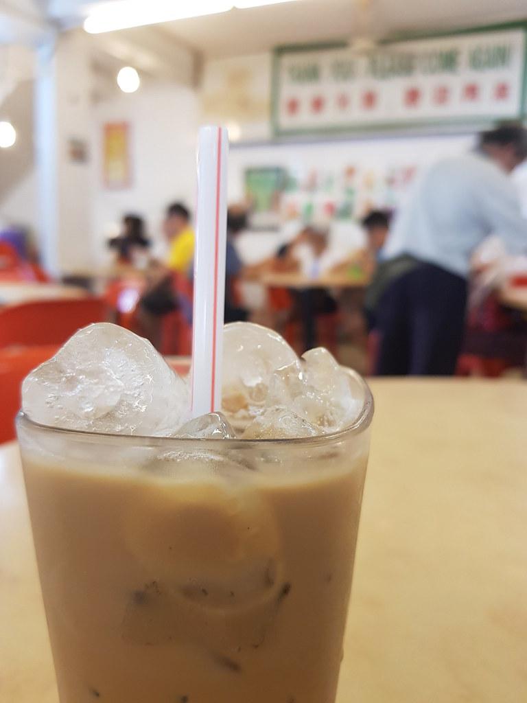白咖啡冰 Ice White Coffee @ 桂生餐館 Restoran Kwai Sun SS15