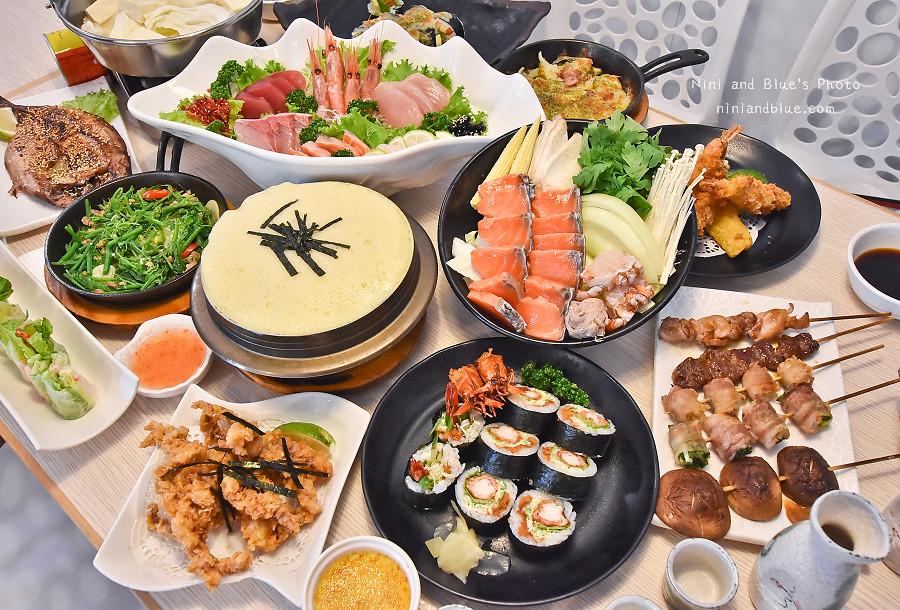台中北屯雲鳥日本料理32