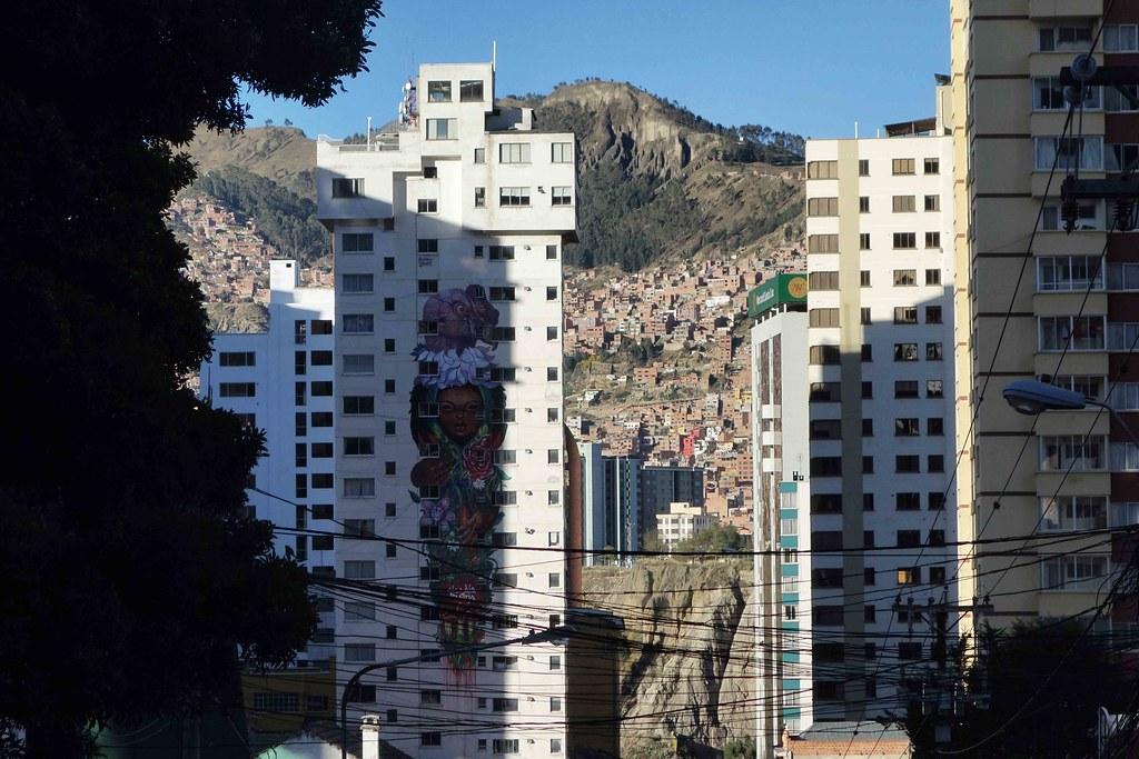 La Paz - Street 5