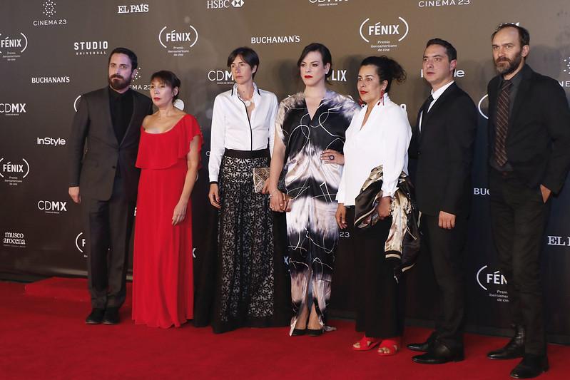 Premios Fénix 2017, alfombra roja