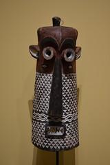 St Petersburg, FL - Museum of Fine Arts - Phumbu Mask - Eastern Pende, Zaire, 20th c