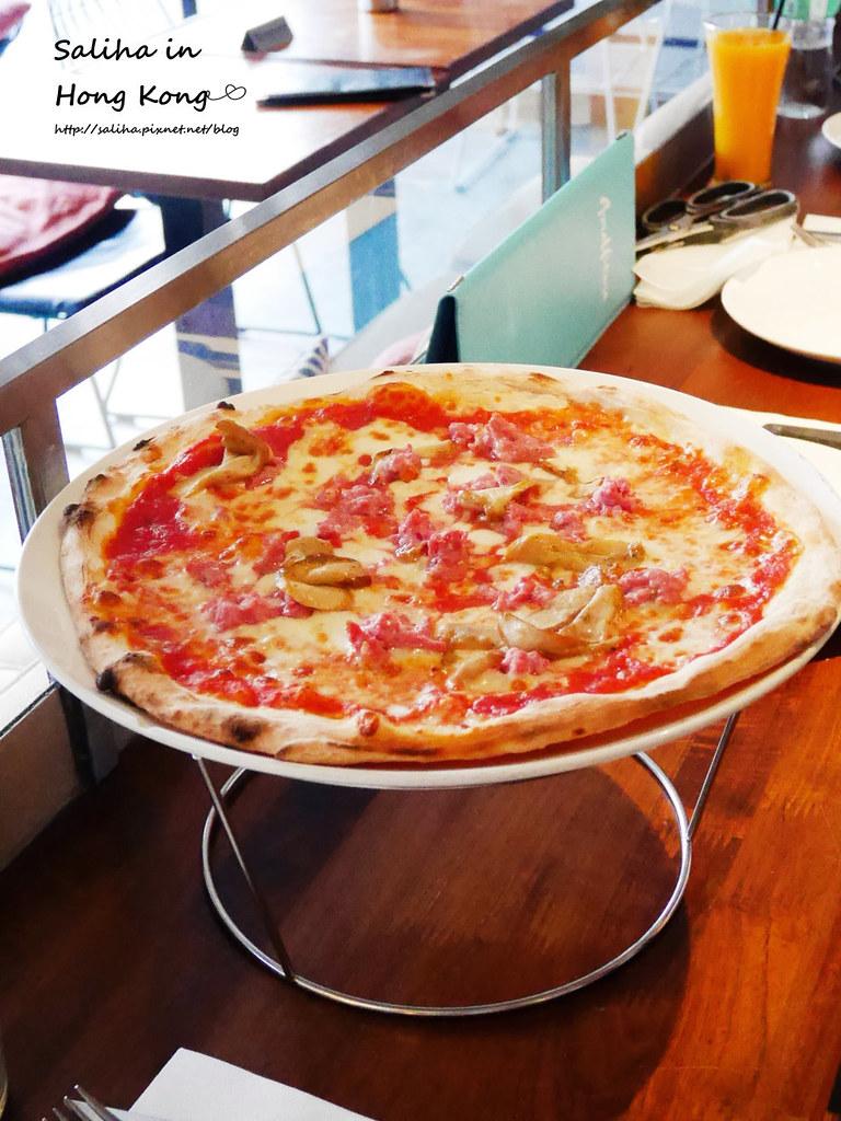 香港海邊景點一日遊淺水灣好吃披薩