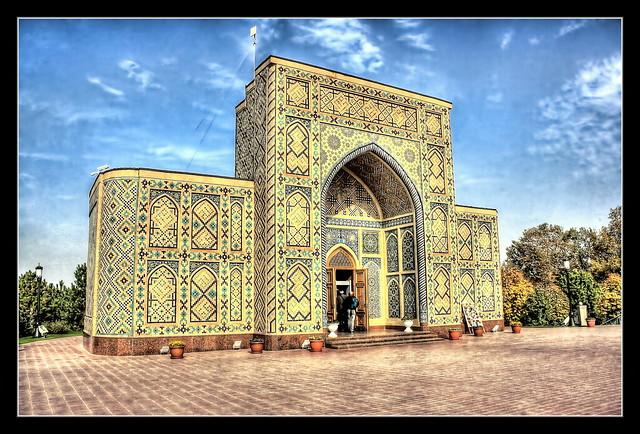 Samarqand UZ -  Ulugh Beg Observatory 01