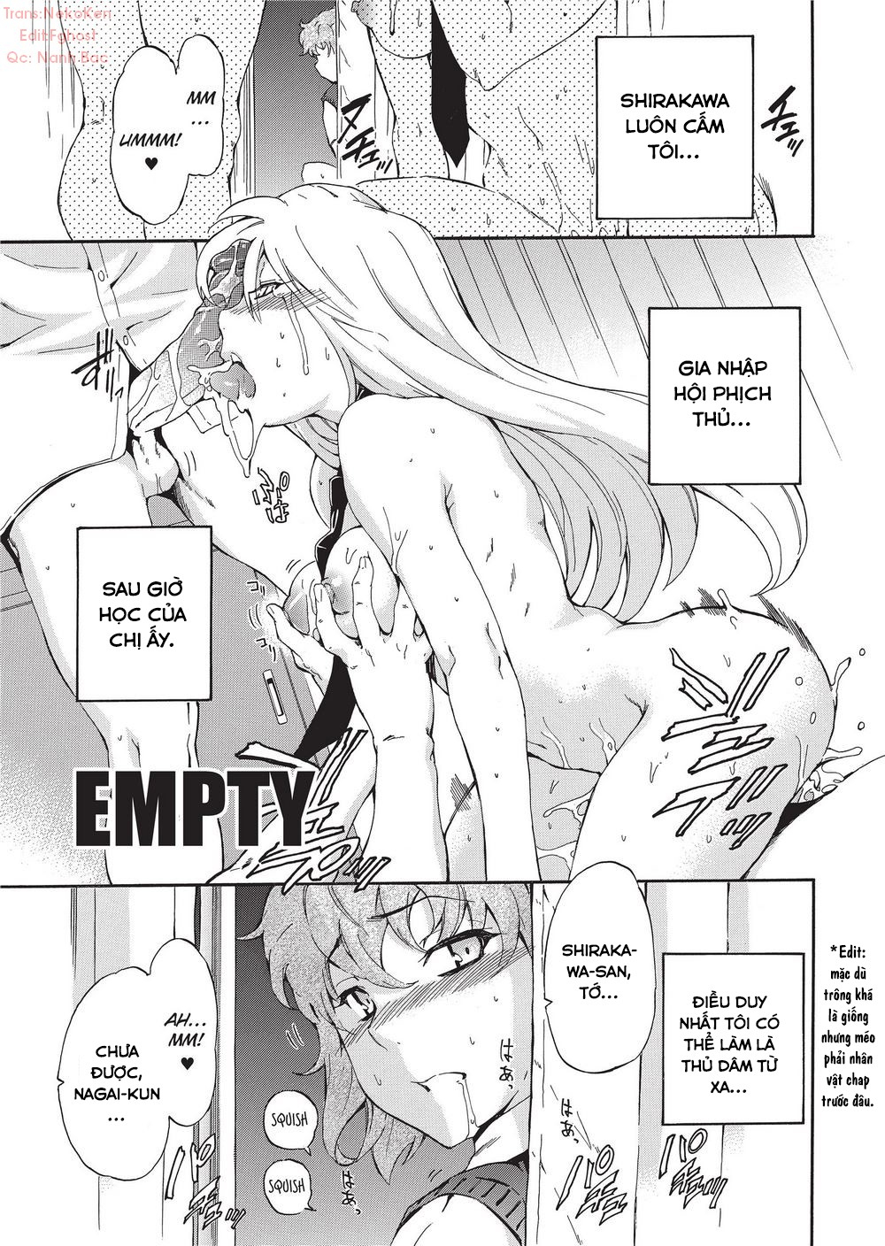 HentaiVN.net - Ảnh 2 - Girl's Shock!! - Chapter 5