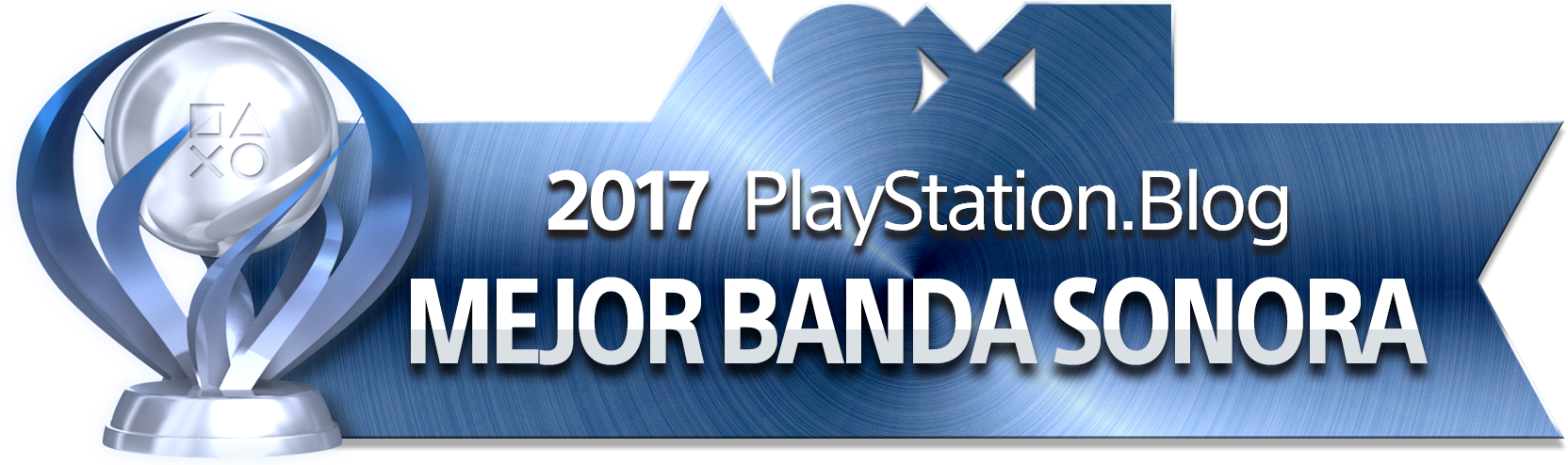 PlayStation Blog Game of the Year 2017 - Best Soundtrack (Platinum)