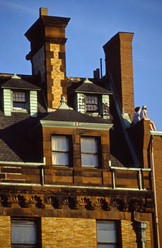 Back Bay Boston - 1986