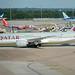 Qatar Airways Boeing 787-8 Dreamliner A7-BCI
