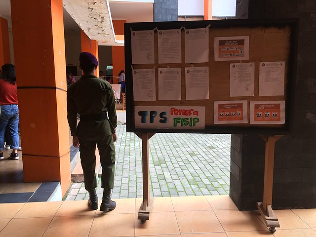 Liputan: PEMIRA 2017