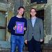Dunai András, a Centrál Médiacsoport digitális üzletág-igazgatója, és R. Kovács Dániel, a Front Page Communications ügyvezetője