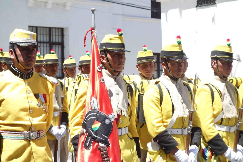 Sucre - Parade