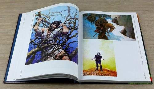 Rosinski Artbook Thorgal 40 lat 04