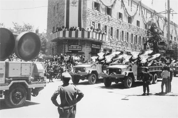 MIM-23-Hawk-id-parade-jerusalem-19680502-kkl-2