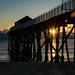 Sunrise on the Shore