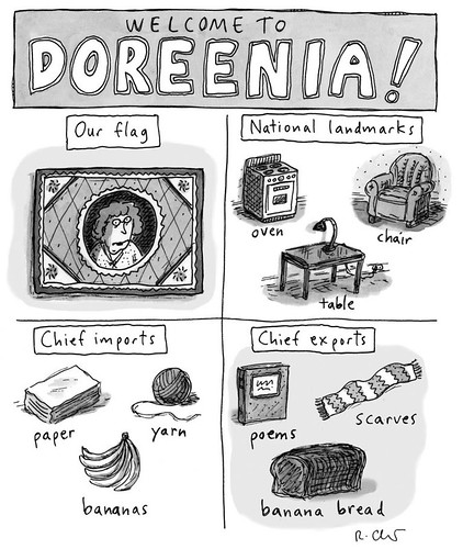 Doreenia