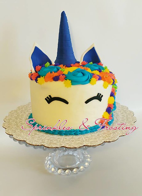 Unicorn Cake by Nancy Benedicto